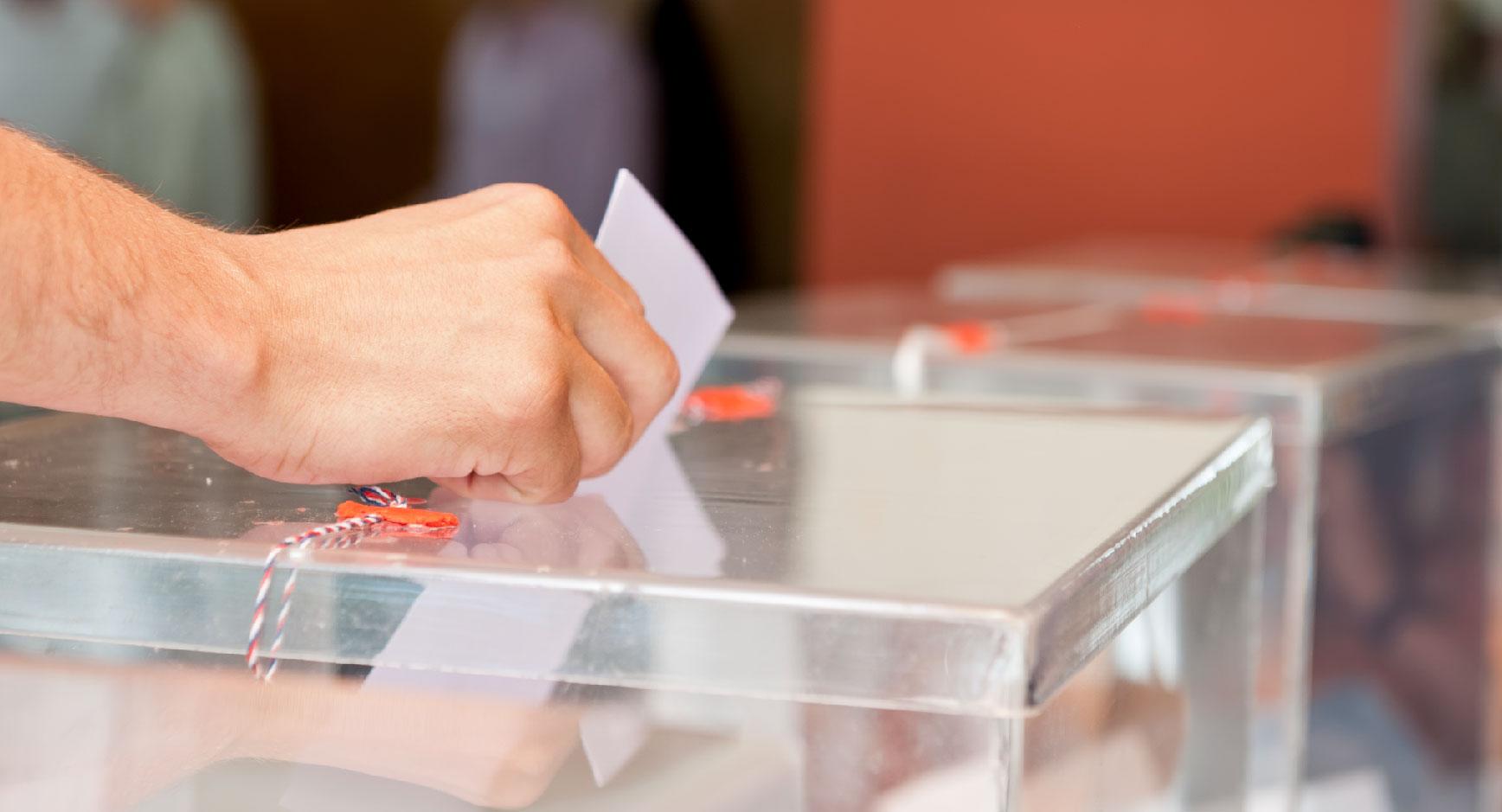 Read more about the article TeleForm im Einsatz bei Wahlen: automatisierte Erfassung von Anträgen und Stimmzetteln